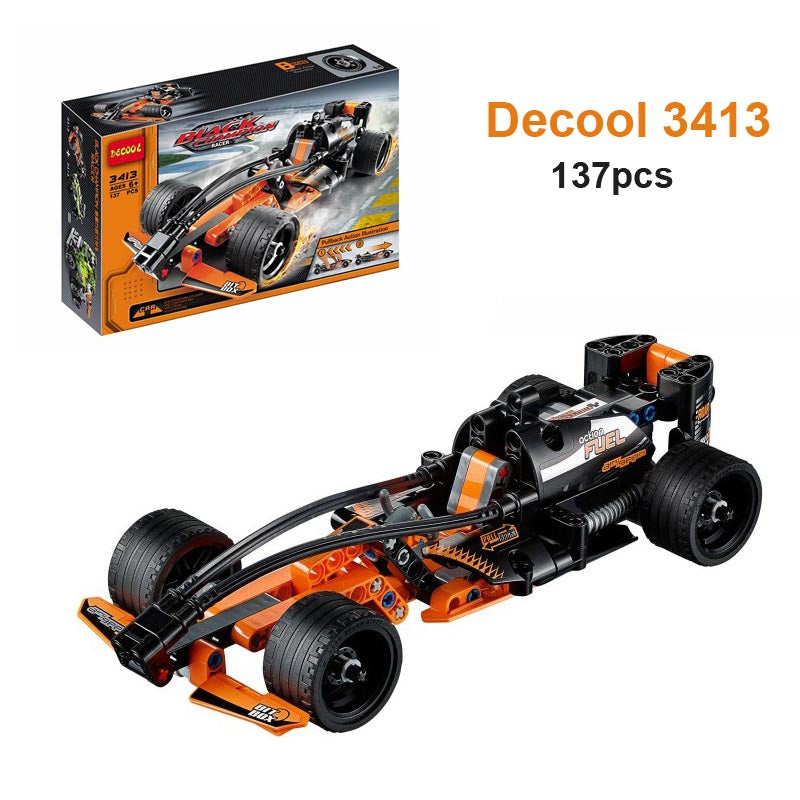 X - DeCool - Champion Racer - 3413