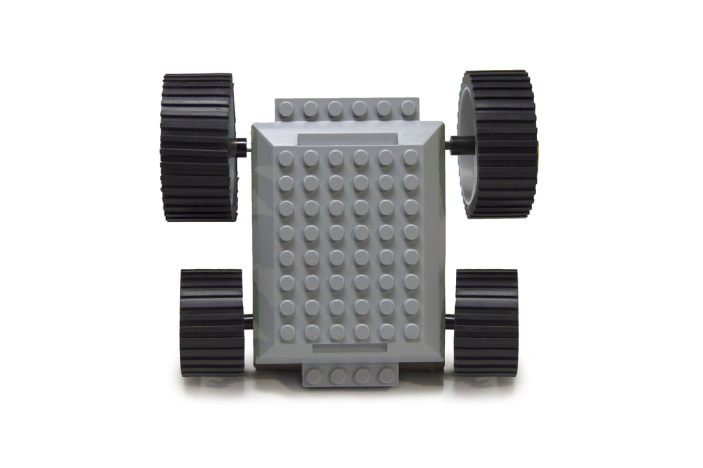 X - meeperBOT 2.0 - BOT Gray