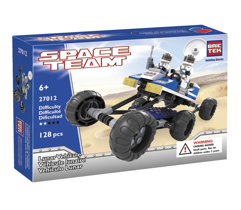 X - Combo Package - meeperBOT 2.0 & Lunar Vehicle – 27012