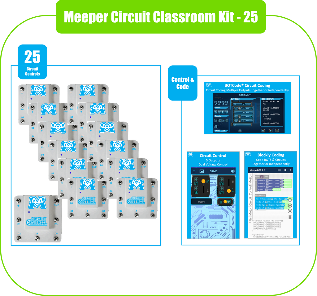 Meeper Circuit Kits