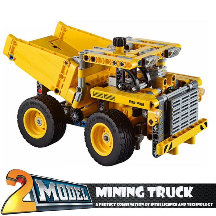 Take 50% Off DeCool #3363 - Mining Dump Truck