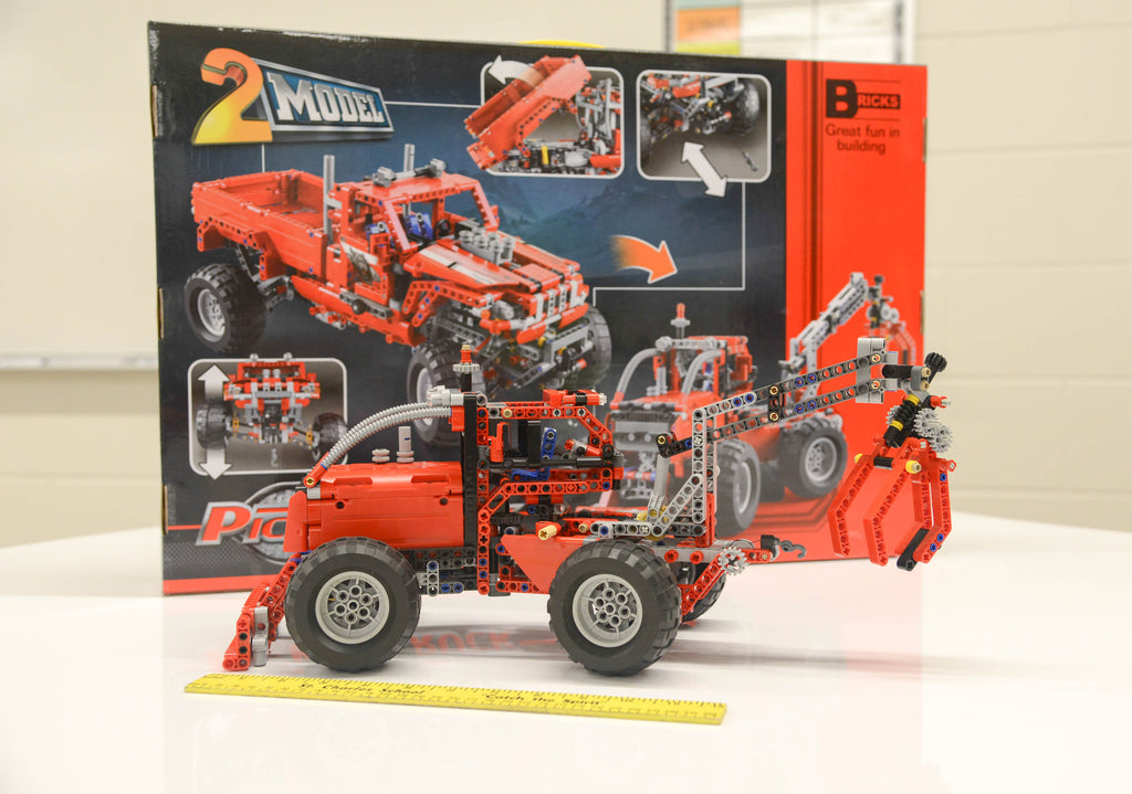 Take 50% Off DeCool #3362 - Monster Pickup Truck