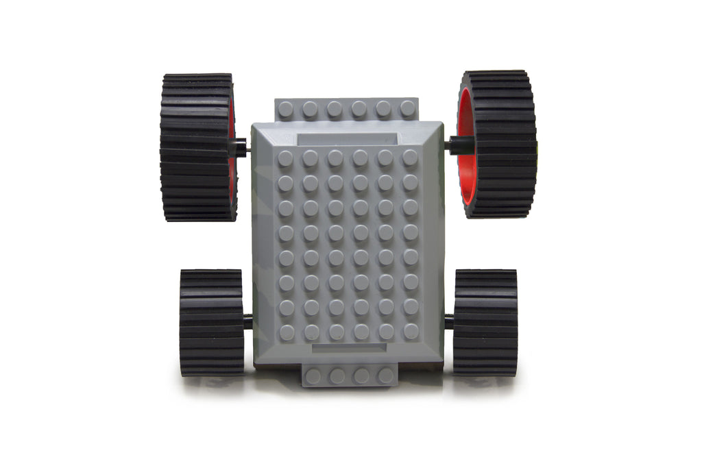X - meeperBOT 2.0 - Brick Red
