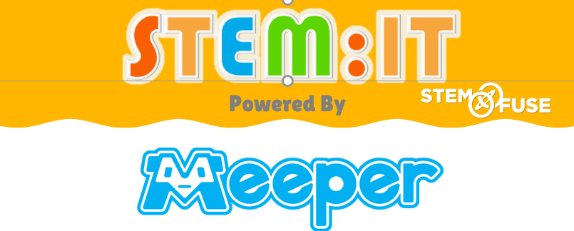 STEM:IT Curriculum Series with Meeper Robotics