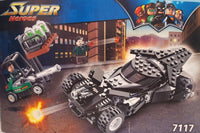 DeCool #7117 - Super Heroes Bat Mobile