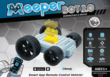 Combo Kit:  meeperBOT 2.0 & DeCool #3343 - Offroader Dragster