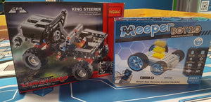 Combo Kit:  meeperBOT 2.0 & DeCool #3342 - Offroader Jeep