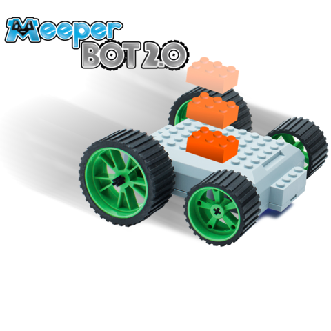 Robotics Kit Upgrade -  meeperBOT Classroom 12-Set Upgrade