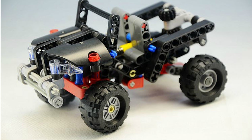 Take 50% Off DeCool #3342 - Offroader Jeep