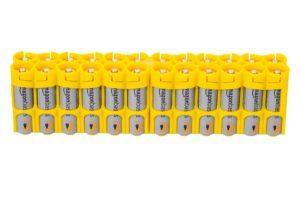 1025 24 Pack Battery Caddy | AA Battery Case - Alexander Battery
