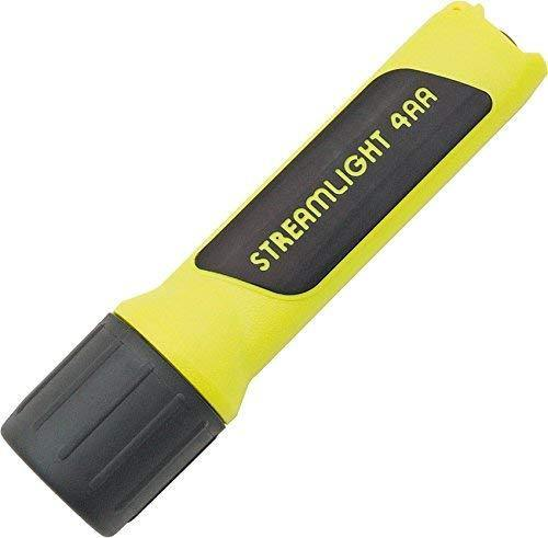 68202 Streamlight Propolymer 4AA 7LED yellow ULc