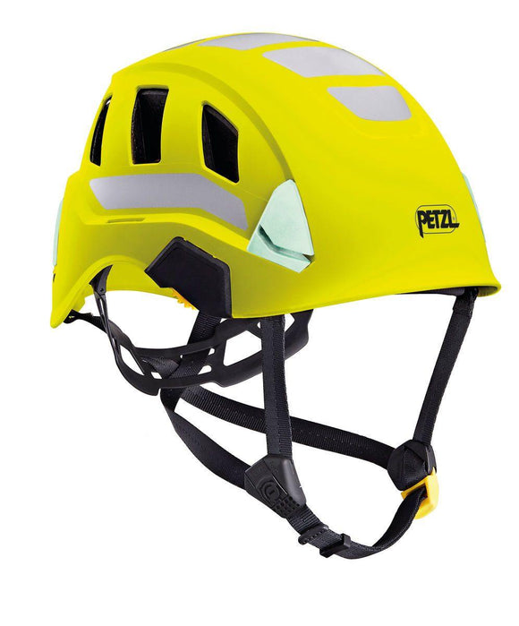 A020DA00 STRATO® VENT HI-VIZ Lightweight, ventilated high-visibility helmet - Alexander Battery