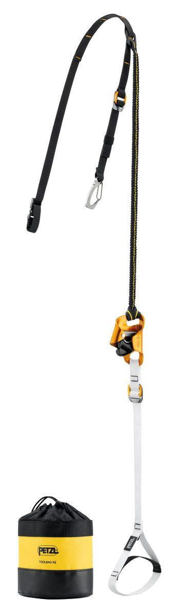 D022DA00  KNEE ASCENT LOOP Knee ascender assembly with foot loop to facilitate ascents on a single rope, for tree care - Alexander Battery