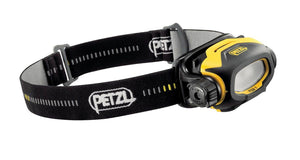 E78AHB 2UL PIXA® 1 (HAZLOC) Headlamp for use in HAZLOC hazardous areas; suitable for proximity lighting. 60 lumens
