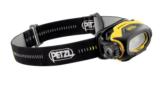 E78AHB 2UL PIXA® 1 (HAZLOC) Headlamp for use in HAZLOC hazardous areas; suitable for proximity lighting. 60 lumens - Alexander Battery