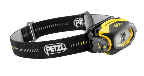 E78BHB 2UL PIXA® 2 (HAZLOC) Headlamp for use in HAZLOC hazardous areas; suitable for proximity lighting and movement. 80 lumens - Alexander Battery