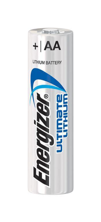 L91 AA Batteries | Lithium | Energizer® Ultimate Lithium™ | 24 Pack