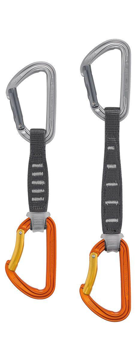 M053AA00  SPIRIT EXPRESS Lightweight, versatile quickdraw for rock climbing - Alexander Battery
