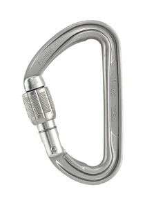 M53A SL SPIRIT SCREW-LOCK Compact, ultra-lightweight screw-lock carabiner