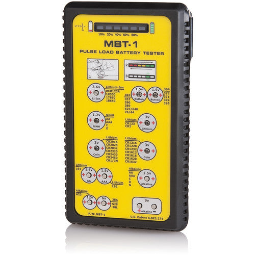MBT-1 ZTS Multi-Battery Tester