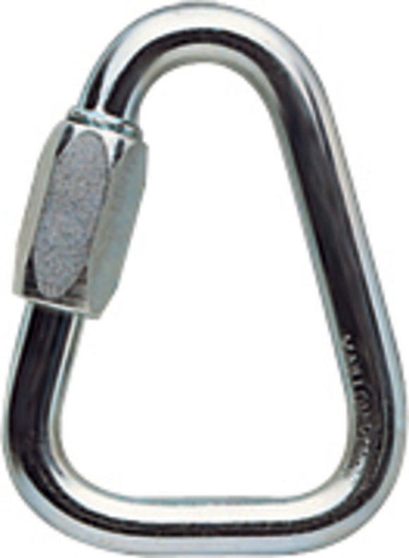 P11  DELTA Triangular steel quick link - Alexander Battery
