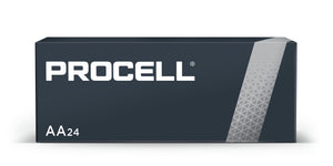 PC1500 Duracell Procell Professional AA Battery 24 Pack