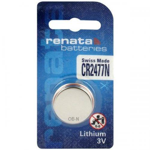 CR2477N Renata 3v Lithium Coin Cell