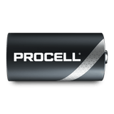 PC1400 Duracell Procell Professional C Size Battery 12 Pack