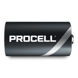 PC1300 Duracell Procell Professional D Size Battery 12 Pack