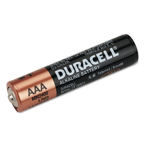 MN2400 Duracell Coppertop AAA Alkaline Battery 24 Pack