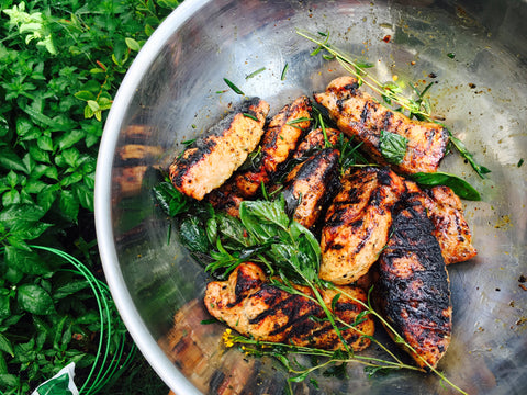 How To Infuse Grilled Pork Chops