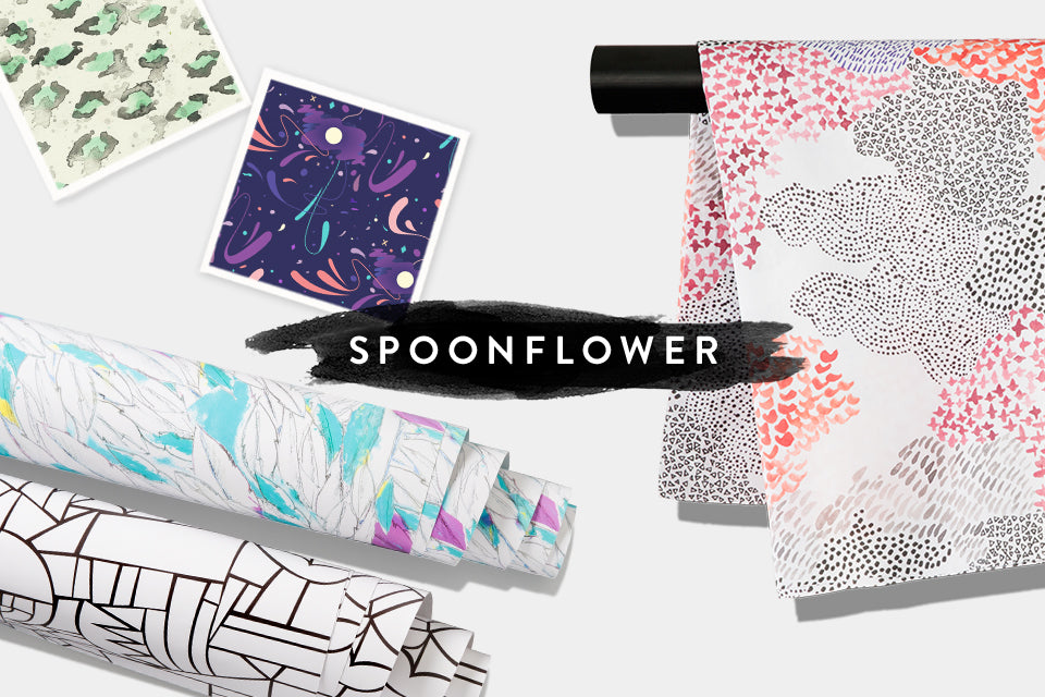 Shop Treat at Spoonflower