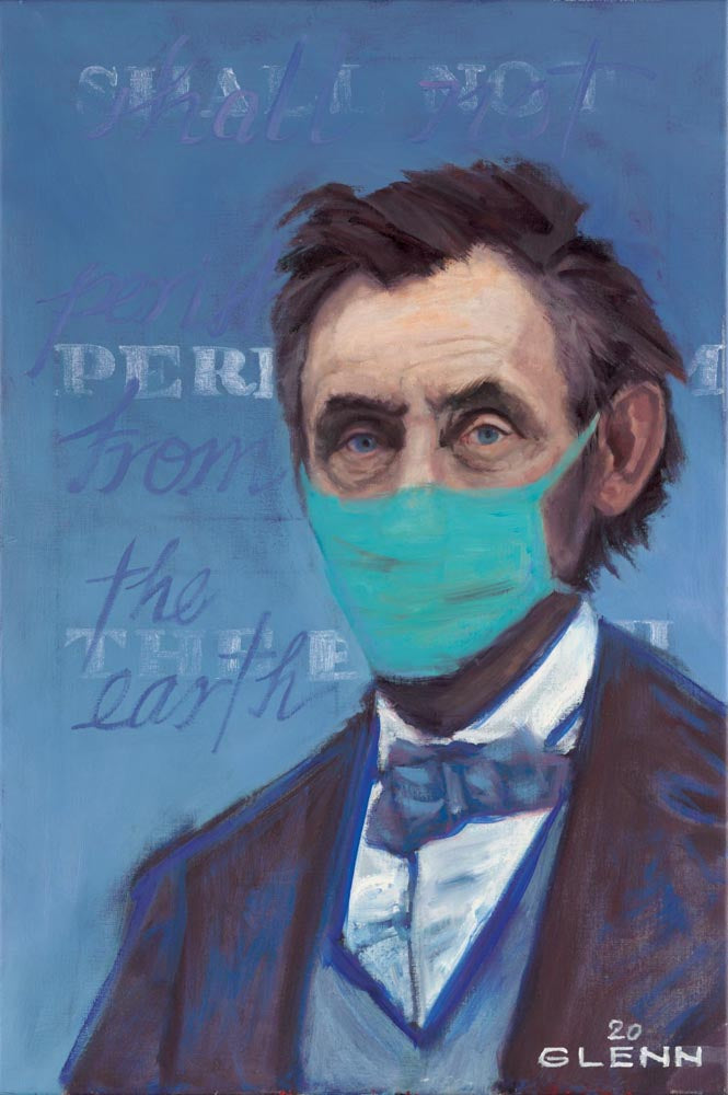 Lincoln's Dilemma Giclee Print