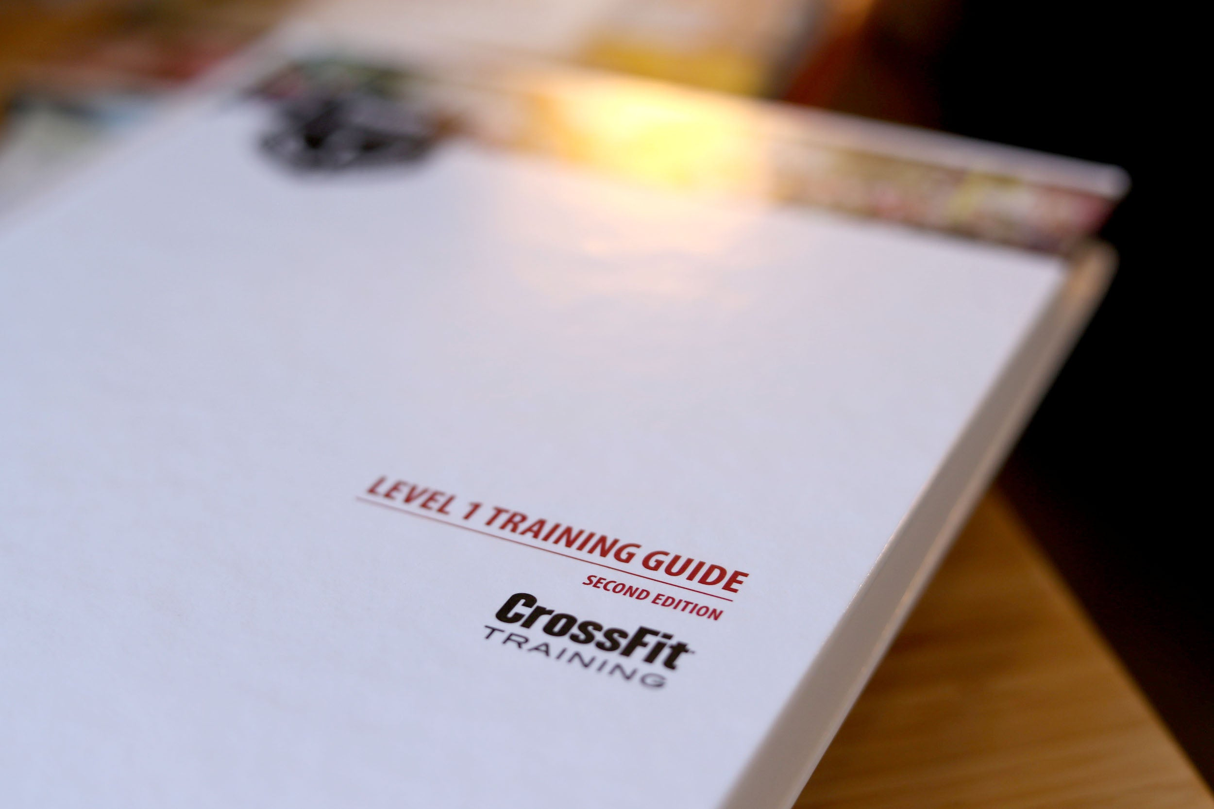 ... CrossFit™ Level 1 Training Guide, Second Edition - Hardcover ...