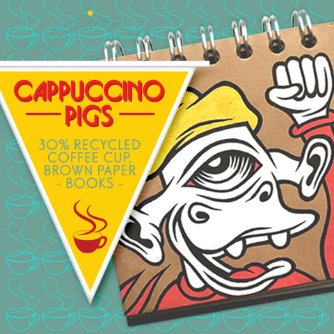 Cappuccino Sketchbooks