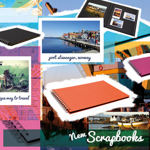 Scrapbooks by Pink Pig