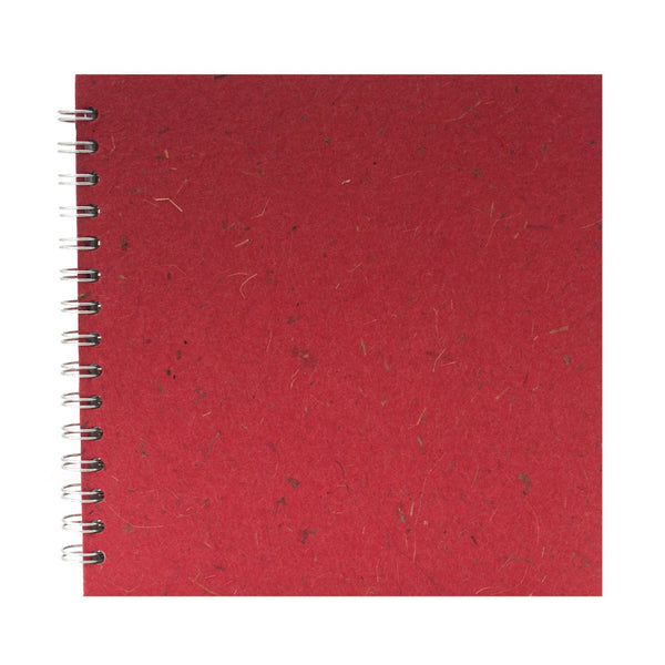 8x8 Square, Ruby Display Book by Pink Pig International