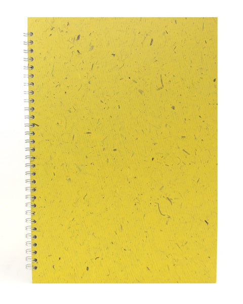 A2 Portrait, Wild-Yellow Display Book by Pink Pig International