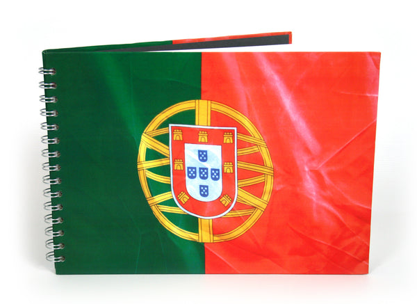 A4 Landscape, PORTUGAL FLAG