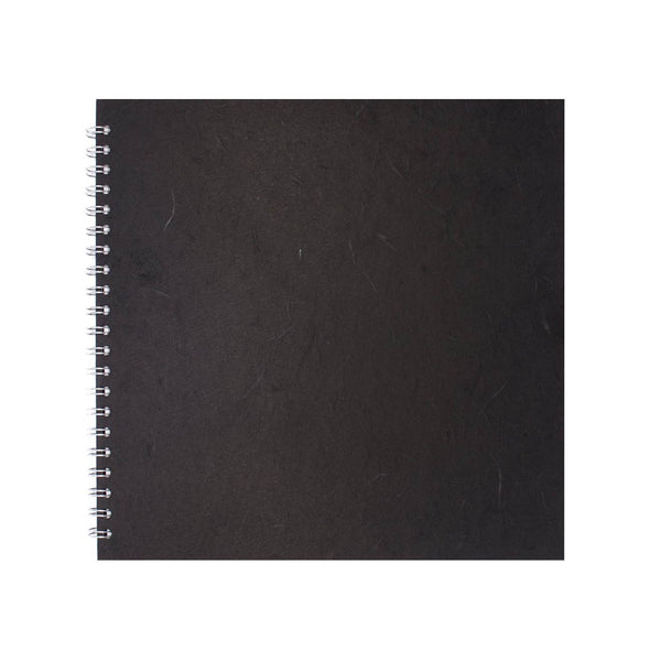 11x11 Square, Black Display Book by Pink Pig International