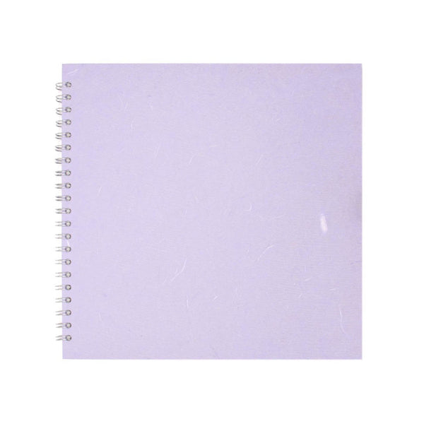 11x11 Square, Lilac Sketchbook by Pink Pig International