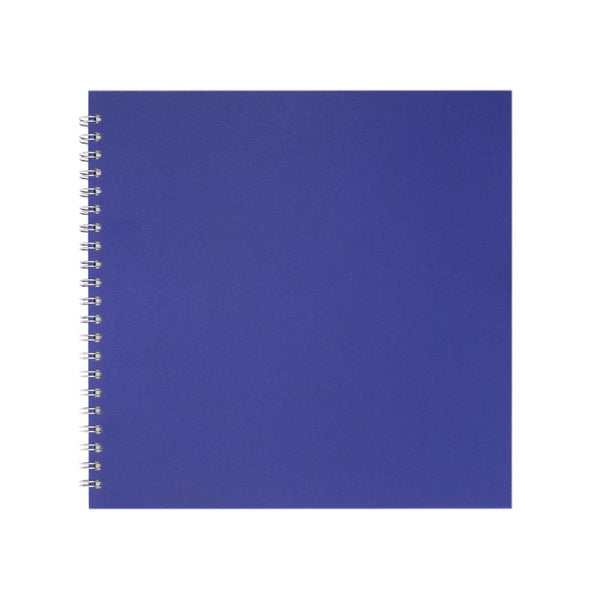 11x11 Square, Eco Blue Display Book by Pink Pig International