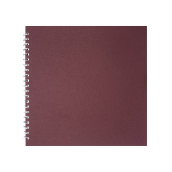 11x11 Square, Eco Aubergine Display Book by Pink Pig International