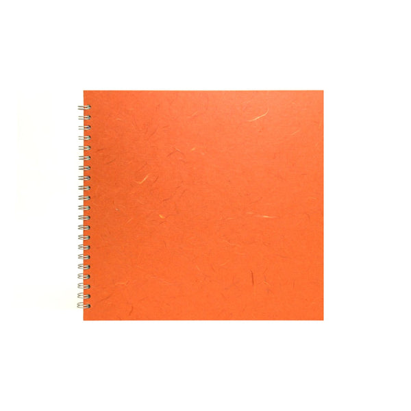 11x11 Square, Sunfire Sketchbook by Pink Pig International