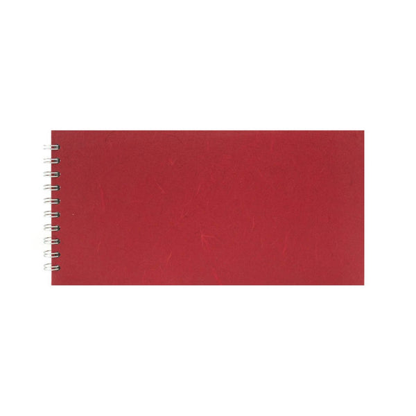 12x6 Landscape, Red Sketchbook by Pink Pig International