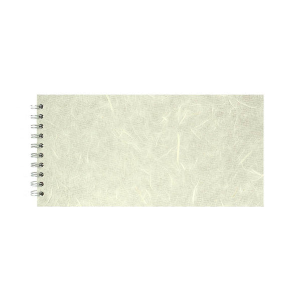 12x6 Landscape, Ivory Watercolour Book by Pink Pig International