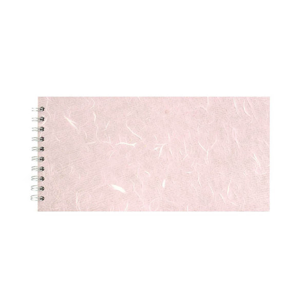 12x6 Landscape, Pale Pink Sketchbook by Pink Pig International
