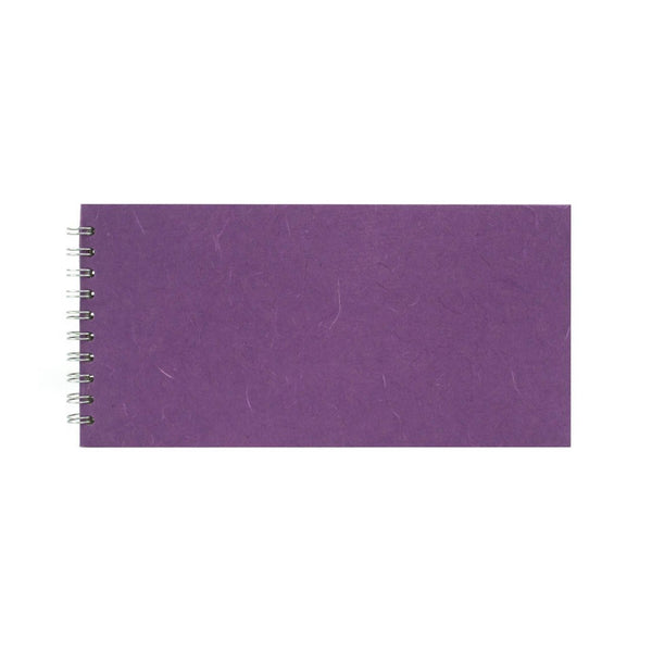 12x6 Landscape, Purple Sketchbook by Pink Pig International
