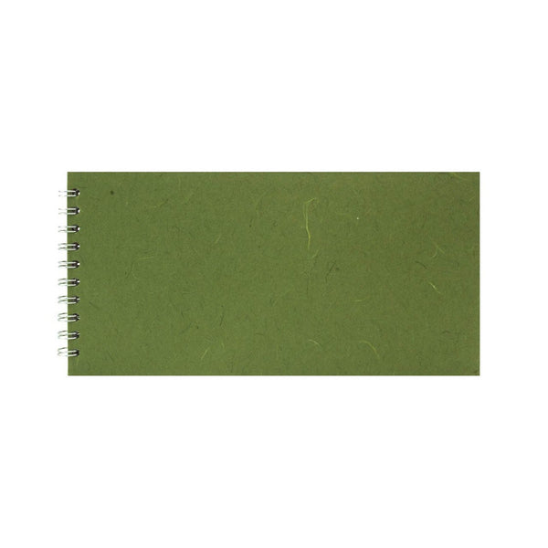 12x6 Landscape, Moss Sketchbook by Pink Pig International