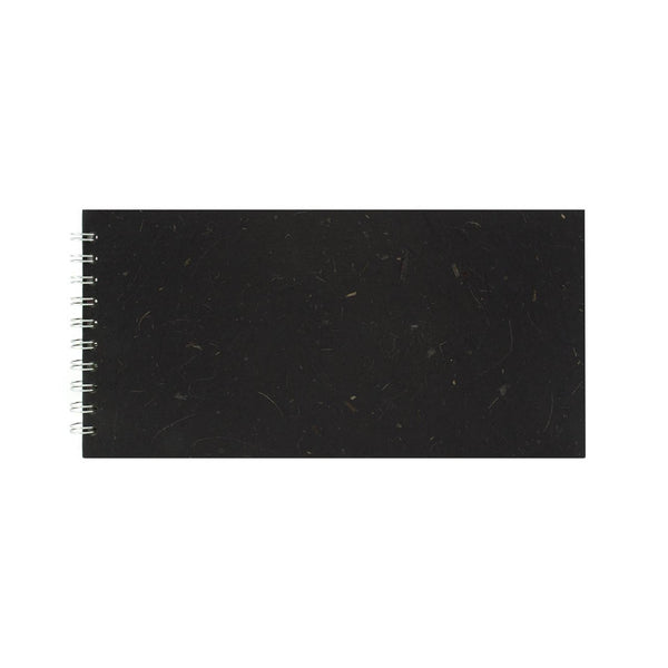 12x6 Landscape, Ebony Sketchbook by Pink Pig International